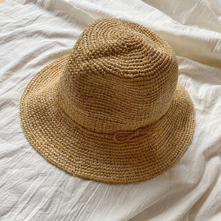 ムジルシリョウヒン(MUJI (無印良品))の無印良品 麦わら帽子 キャペリン(麦わら帽子/ストローハット)