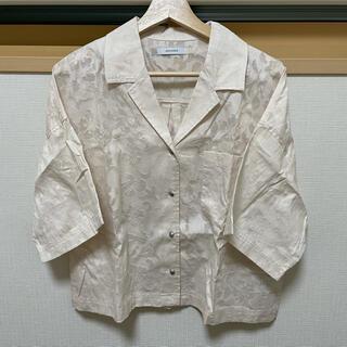 JEANASIS - 五分袖シャツ