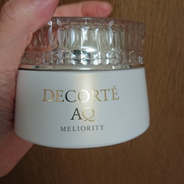 COSME DECORTE(コスメデコルテ)のCOSME DECORTE AQミリオリティ クレンジングクリーム コスメ/美容のスキンケア/基礎化粧品(クレンジング/メイク落とし)の商品写真
