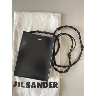 Jil Sander - ジルサンダー Jil Sander バッグ ショルダーパッグ  ブラック