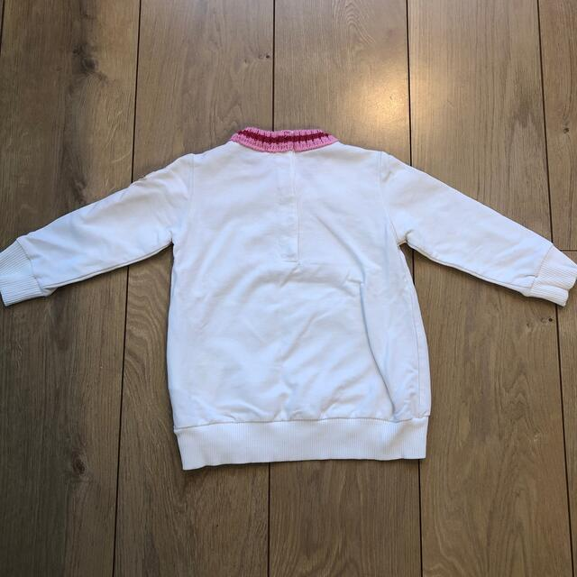 MONCLER(モンクレール)のMONCLER モンクレール キッズ カットソー 76cm キッズ/ベビー/マタニティのベビー服(~85cm)(シャツ/カットソー)の商品写真