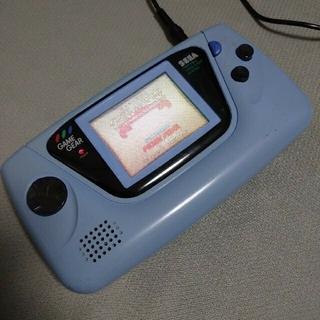 セガ(SEGA)のゲームギア 本体(携帯用ゲーム機本体)