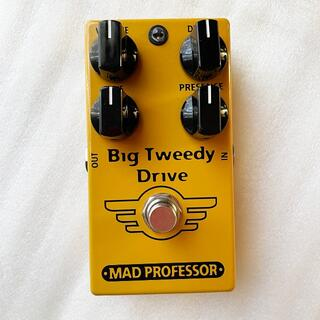 MAD PROFESSOR Big Tweedy Drive Used 美品(エフェクター)