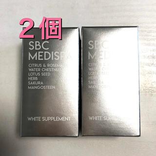 未開封 SBC MEDISPA ホワイトサプリメント 飲む日焼け止め(日焼け止め/サンオイル)