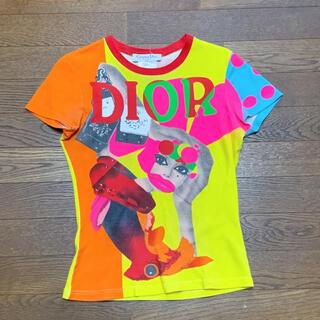 ディオール(Dior)のDior ディオール Tシャツ(Tシャツ(半袖/袖なし))