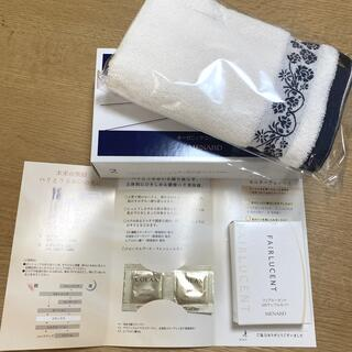 MENARD - メナード化粧品 サンプル品(フェアルーセント、コラックス、タオル)