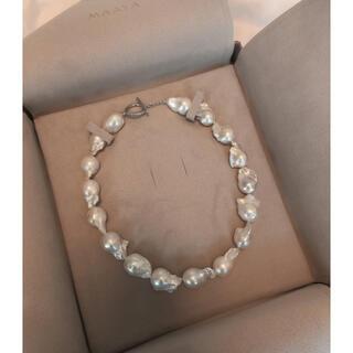 ドゥロワー(Drawer)の専用 美品★MAAYA pearls マーヤパールネックレス  DELFINA(ネックレス)