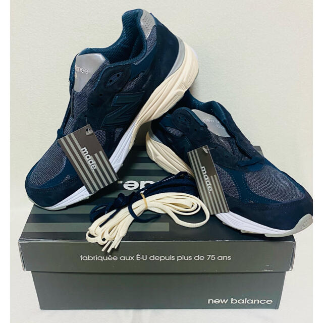 New Balance(ニューバランス)のKITH for New Balance 990v3 Genesis メンズの靴/シューズ(スニーカー)の商品写真