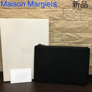 マルタンマルジェラ(Maison Martin Margiela)の新品 メゾン マルジェラ ポーチ クラッチバッグ バッグ(セカンドバッグ/クラッチバッグ)