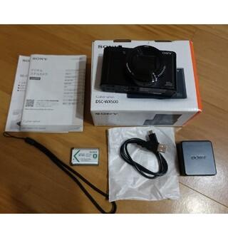 SONY - SONY Cyber−Shot WX DSC-WX500(B)