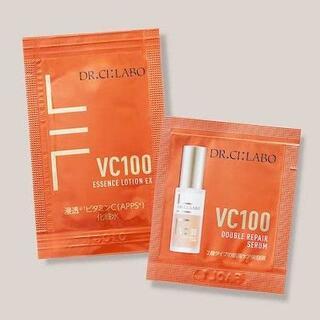 Dr.Ci Labo - ドクターシーラボ ビタミンC化粧水&2層式セラム美容液