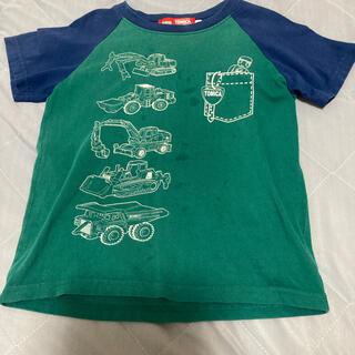 Takara Tomy - タカラトミー 働く車 Tシャツ 120