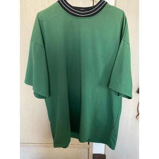 UNIQLO - クティール トップス グリーン Tシャツ