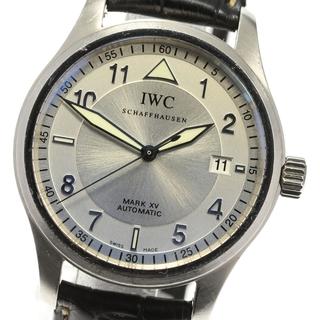インターナショナルウォッチカンパニー(IWC)のIWC スピットファイヤー マークXV IW325313  メンズ 【中古】(腕時計(アナログ))