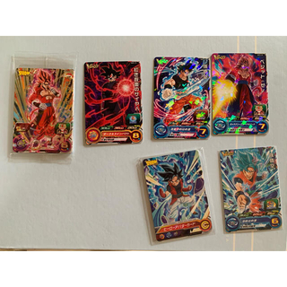 ドラゴンボール(ドラゴンボール)のヒーローズ まとめ 11枚(Box/デッキ/パック)