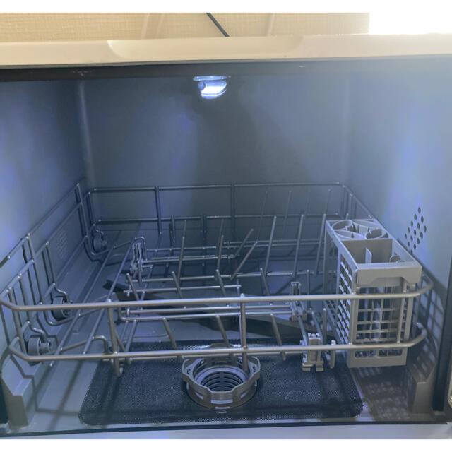 美品 最終値下げ MOOSOO MX10 期間限定8月5日まで記載 スマホ/家電/カメラの生活家電(食器洗い機/乾燥機)の商品写真