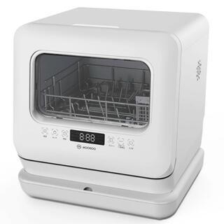 美品 最終値下げ MOOSOO MX10 期間限定8月5日まで記載(食器洗い機/乾燥機)