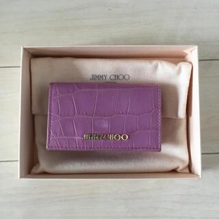 JIMMY CHOO - JIMMY CHOO ジミーチュウ カードケース
