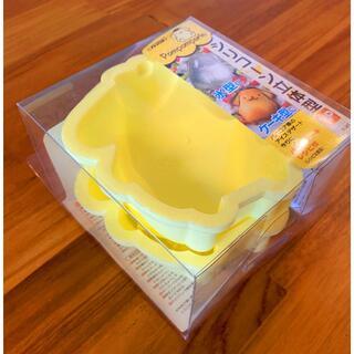 サンリオ(サンリオ)のポムポムプリン シリコーン立体型(調理道具/製菓道具)