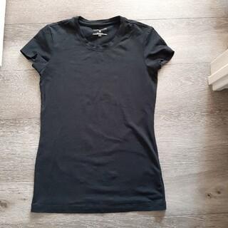 Banana Republic - BANANA REPUBLIC黒ティシャツ