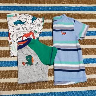 NEXT - NEXT 男の子 80 半袖Tシャツ 3枚セット