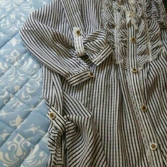axes femme(アクシーズファム)のアクシーズファム  シャツブラウス レディースのトップス(シャツ/ブラウス(長袖/七分))の商品写真