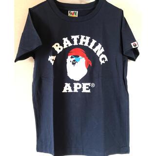 アベイシングエイプ(A BATHING APE)の新品未使用 A BATHING APE  アベイシングエイプ Tシャツ Sサイズ(Tシャツ(半袖/袖なし))