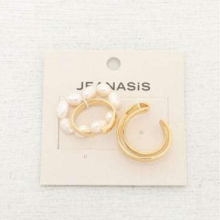 JEANASIS - JEANASIS(ジーナシス) パール3PSETリング