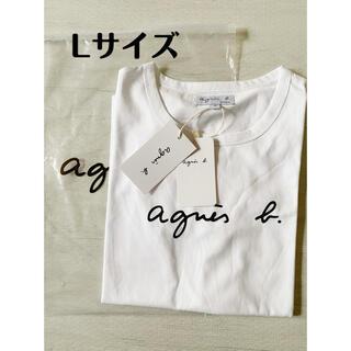 agnes b. - アニエスベー 半袖 白 Tシャツ レディース 新品 タグ付き