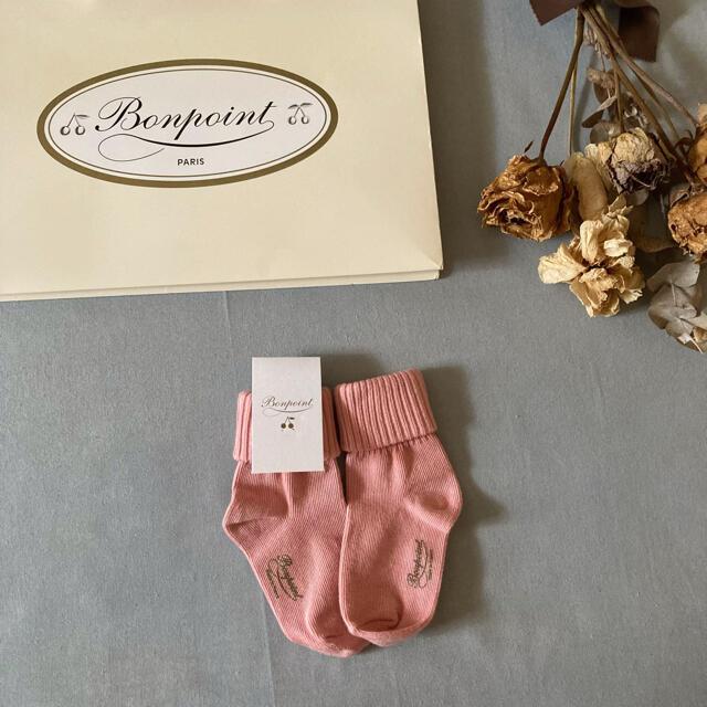 Bonpoint(ボンポワン)の◌売り切れです*̩̩̥୨୧˖  キッズ/ベビー/マタニティのこども用ファッション小物(靴下/タイツ)の商品写真