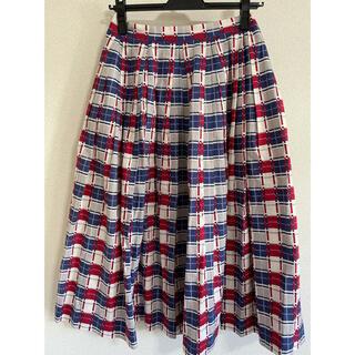 ジェーンマープル(JaneMarple)の最終価格 JaneMarple 18SS スカート(ロングスカート)