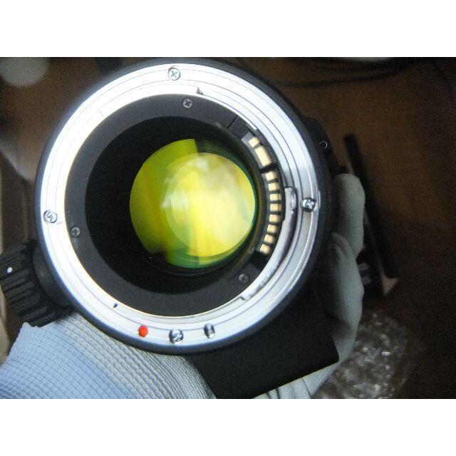 SIGMA(シグマ)のSIGMA 望遠ズームレンズ APO 70-200mm F2.8 キャノン用フル スマホ/家電/カメラのカメラ(レンズ(ズーム))の商品写真