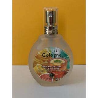 ハウスオブローゼ(HOUSE OF ROSE)のハウスオブローゼ ボディコロン ピンクグレープフルーツ&レモネードの香り(香水(女性用))