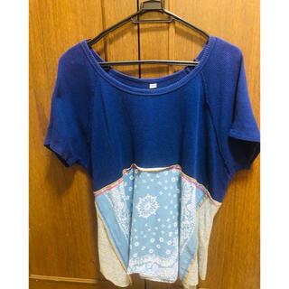 チャイハネ(チャイハネ)のチャイハネ カットソー(Tシャツ/カットソー(半袖/袖なし))