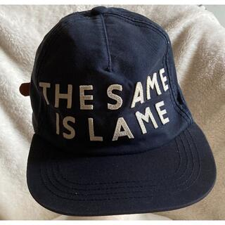 ユニクロ(UNIQLO)の【UNIQLO ユニクロ】濃紺カラーベースボールキャップCAP帽子(キャップ)