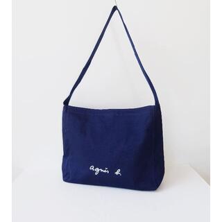 agnes b. - 新品☆ agnes b. アニエス・ベー ボヤージュ ロゴ入りショルダーバッグ