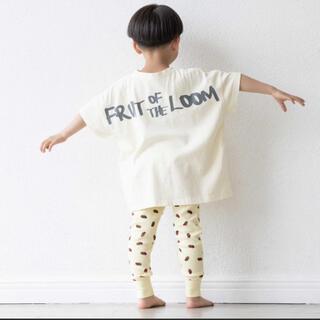 LOWRYS FARM - Fruit of the Loom ★LOWRYS FARM★キッズTシャツ
