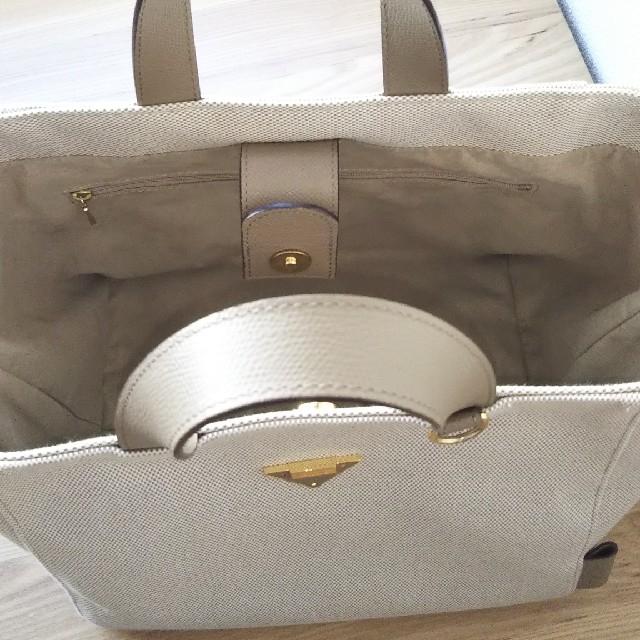 ATAO(アタオ)のイアンヌ   エクラン  トートバック レディースのバッグ(トートバッグ)の商品写真