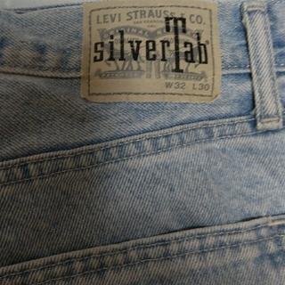 Levi's - Levi'sシルバータブ・バギーパンツ