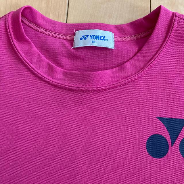 YONEX(ヨネックス)のヨネックス Tシャツ スポーツ/アウトドアのテニス(ウェア)の商品写真