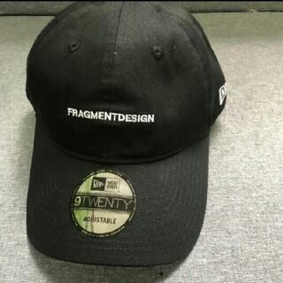 FRAGMENT - NEW ERA × FRAGMENT DESIGN BLACK 9TWENTY