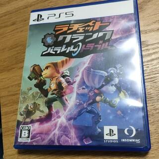 ソニー(SONY)のラチェット&クランク パラレル・トラブル PS5(家庭用ゲームソフト)