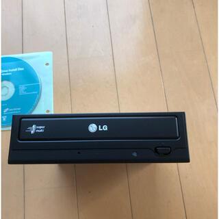 エルジーエレクトロニクス(LG Electronics)のPC DVD Rewriter(PC周辺機器)