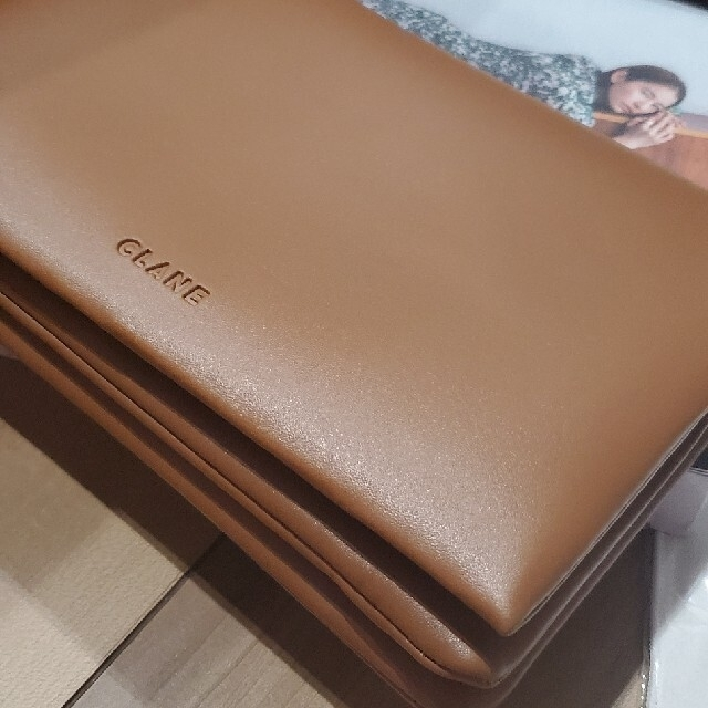 宝島社(タカラジマシャ)の今季CLANE MOOK 付録バッグ レディースのバッグ(ショルダーバッグ)の商品写真