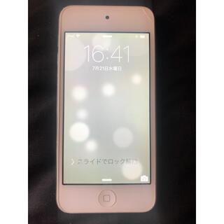 アイポッドタッチ(iPod touch)のiPod touch 5世代  32G(ポータブルプレーヤー)
