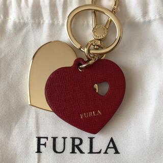 Furla - FURLA キーホルダー ハート