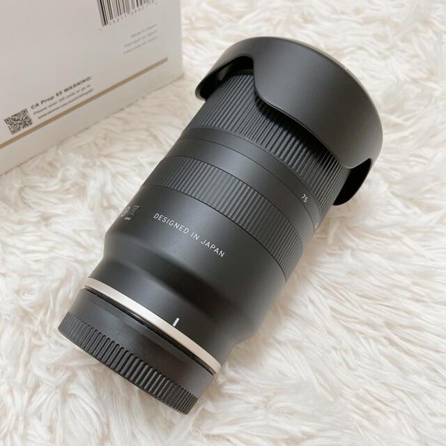 TAMRON(タムロン)の【ほぼ新品】Tamron 28-75mm F2.8 スマホ/家電/カメラのカメラ(レンズ(ズーム))の商品写真