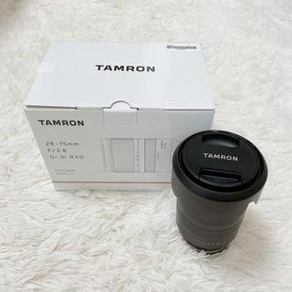 タムロン(TAMRON)のTamron 28-75mm F2.8(レンズ(ズーム))