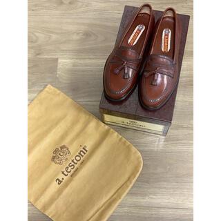 アテストーニ(a.testoni)のアテストーニ 革靴 サイズ約24.5cm(ドレス/ビジネス)
