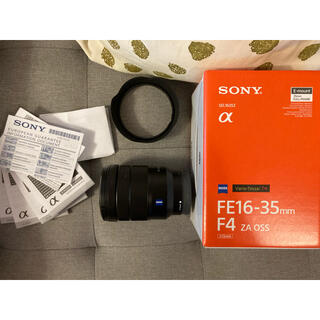 SONY - SONY FE 16-35mm F4 ZA OSS SEL1635Z